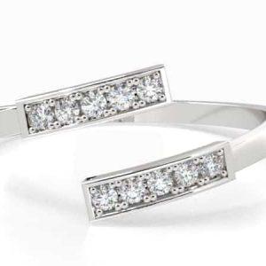 טבעת יהלומים פנטריס